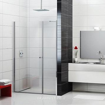 מקלחון לפי מידה בהתאמה אישית פשוט מושלם
